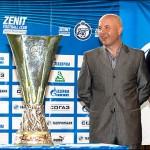 Денисов и КУБОК УЕФА