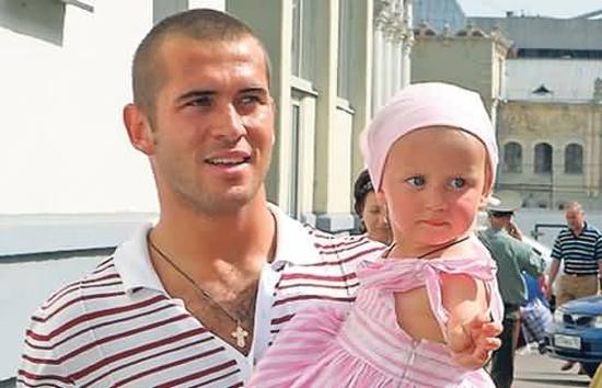 Александр кержаков с дочкой дашей