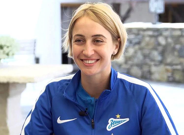 Тренер по физической подготовке «Зенита» поддержала Александра Кокорина
