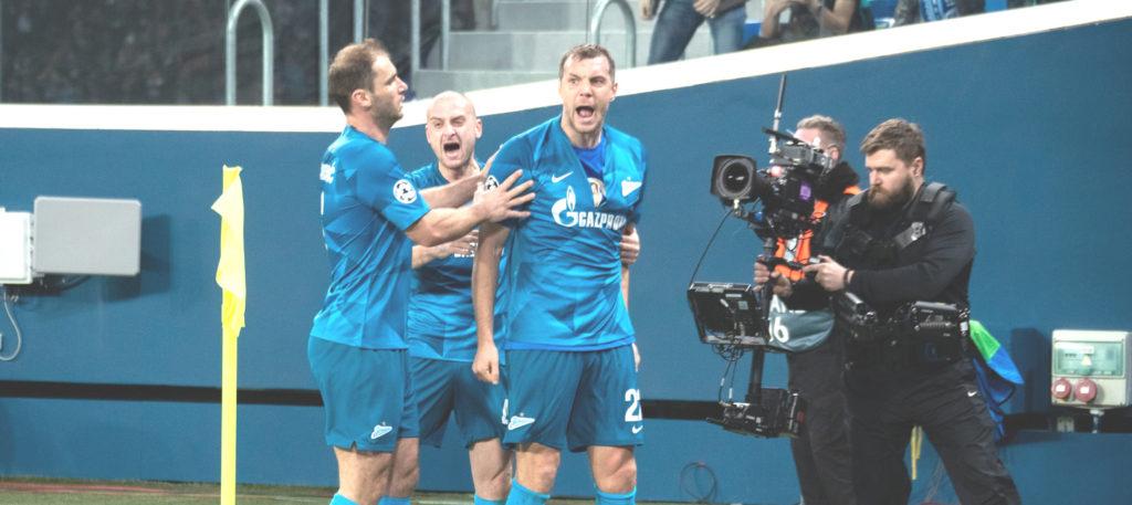 Лига Чемпионов УЕФА 2019/20, «Зенит» — «Лион»