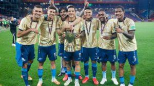 Зенит выиграл Суперкубок 2020