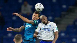 Зенит Динамо 0-1