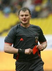 Зенит — Амкар на Петровском, судья Максим Лаюшкин.