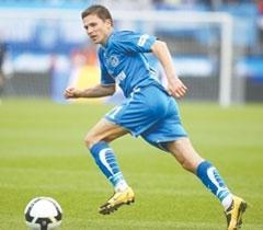 Семшов покинул «Зенит» и перешел в «Динамо»