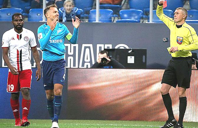 «Зенит» в матче с «Амкаром» получил то что заслужил