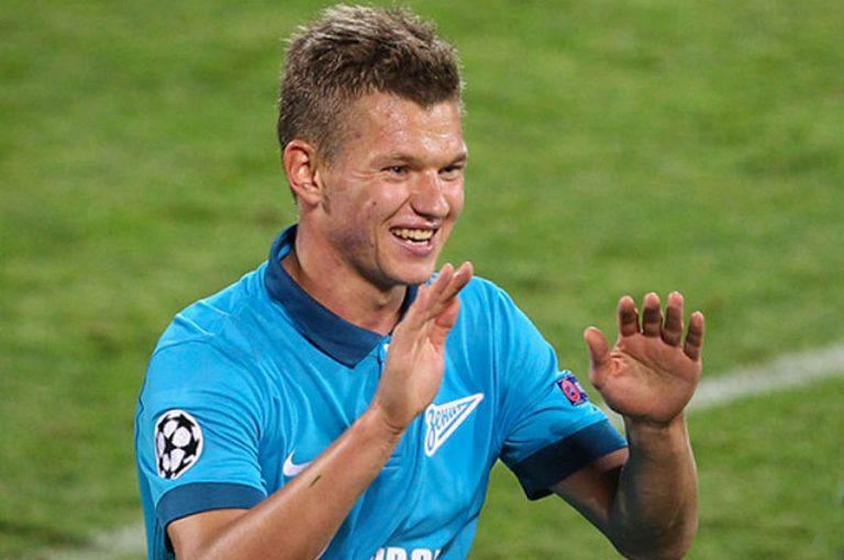 Олег Шатов перешёл в «Рубин»